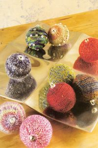 Crossed Needles, needlecraft, knitting and crochet
