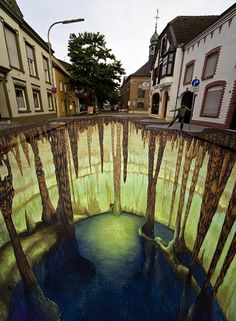 Amazing 3D Street Art of Edgar Mueller (10+ Pics)