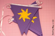 fleetingthing » Tangled inspired birthday party has a sun template!