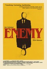 Enemy (2014) directed by Denis Villeneuve. Looks pretty good. I wanna watch.