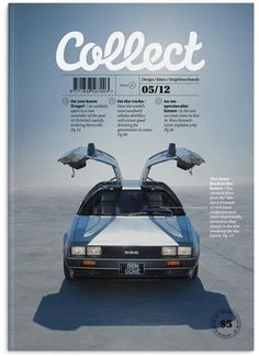 typography & grid   ///   Collect (Australia) - Coverjunkie.com