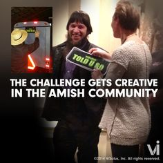 The Challenge Gets Creative in the Amish Community - ViSalus BlogViSalus Blog