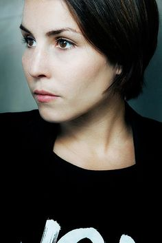Noomi Rapace - I love her profile and the delicate, almost elfin angles of her face.