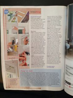 How to fit a blind  Better Homes and Gardens Magazine