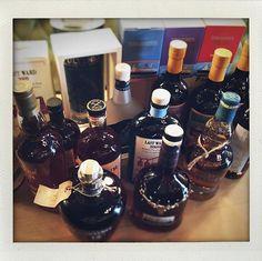 Six whiskies et sept rhums : treize nouvelles quilles à découvrir !!! . . . . . . . . . . . #cocktail #leMondeModerne #MondeModerne #lille #bar #whisky #whiskey #rhum #rum #ron