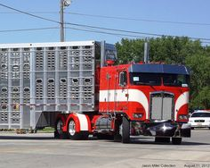kenworth cabover | Kenworth Cabover Trucks Photo Gallery