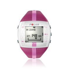 polar FT4 heart rate monitor. one of my very favorite possessions. i highly recommend to anyone looking to get in shape or lose weight.