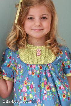 Lila-Lotta.com ich habe auch 2 Blusen aus Happy Stoffen genäht, die zeige ich euch noch ...