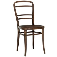 Chair by Otto Wagner | From a unique collection of antique and modern side chairs at http://www.1stdibs.com/furniture/seating/side-chairs/