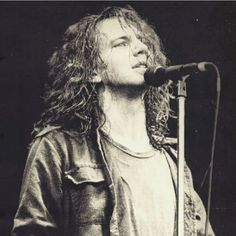 Eddie Vedder's Hair is pure love   ~        ?what? thats one of the stupidest things I've ever heard!  More like pure sweat!