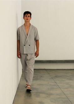 Fashion Moda, Boy Fashion, Mens Fashion, Fashion Outfits, Mode Man, Man Photography, Boy Hairstyles, Gentleman Style, Mode Style