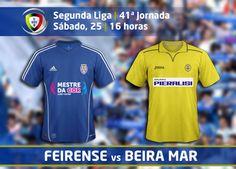 CLUBE DESPORTIVO FEIRENSE: Antevisão do jogo Feirense - Beira Mar