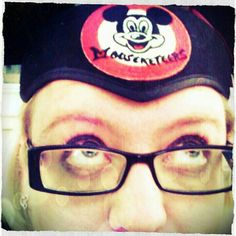 #photoadayjuly 7.1 #selfportrait #Disney #mickeyears - @nikis620- #webstagram