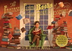 The Fantastic Flying Books of Mr. Morris Lessmore by William Joyce- a kids book, yes, but now that I've discovered it, I will probably be buying it for every child I know.