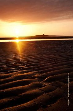 Skerries at first light, just beautiful