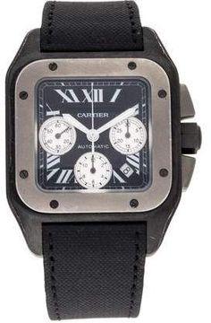 d02683ed809e Cartier Santos 100 Watch Cartier Santos 100