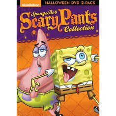 Take A Hauntingly Hilarious Dive Into Bikini Bottom With SpongeBob And Friends As They Encounter Some Ghostly Good Tunes In Ghoul Fools
