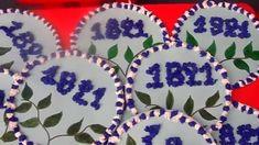 Decorative Plates, Tableware, Frame, Kindergarten, Greek, Home Decor, School, Google, Picture Frame