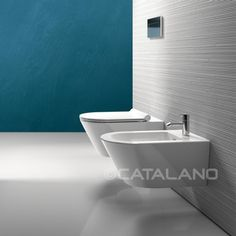 Zero Wc/bidet 55 | Ceramica Catalano - The essence of ceramics