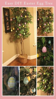 Real Easter Tree