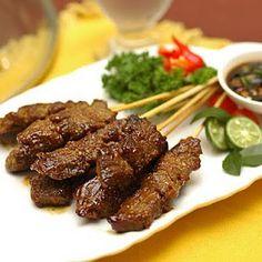 Sate - Indonesia's tradisional food