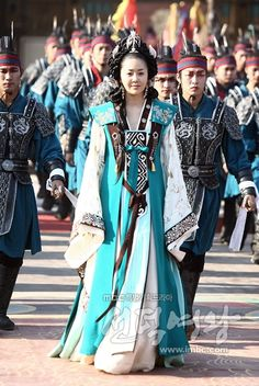 The Great Queen Seon Deok - The Most Phenomenal Korean Historical Drama in 2009