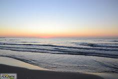 Amanecer en Playa de La Zenia, Orihuela Costa