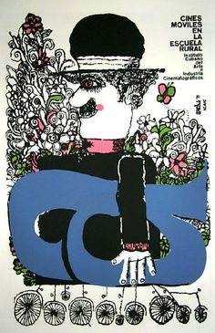 Cuba Grafica exhibition at Iuav University in Venice Saul Bass, Cool Posters, Film Posters, Illustrations, Illustration Art, Pop Art, Kunst Poster, Tropical, Sketchbook Inspiration