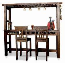 Resultado de imagen para muebles bar de madera