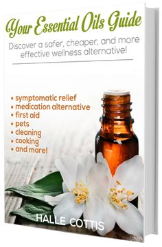 A FREE Gift For You ~ Your Essential Oils Guide - Whole Lifestyle Nutrition