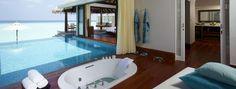 Anantara Over-Water Pool Villa, Maldives.    Bucket list!