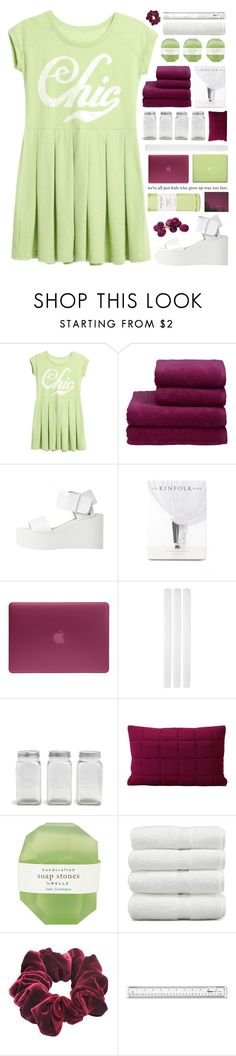 """""""don't give me away..."""" by cinnamon-and-cocoa ❤ liked on Polyvore featuring Christy, Incase, MAC Cosmetics, Park Hill Collection, Muuto, Pelle, Linum Home Textiles, Wild Pair and Williams-Sonoma"""