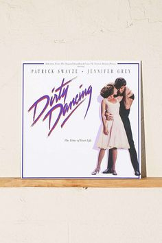 UrbanOutfitters.com: Dirty Dancing soundtrack record (!!!)