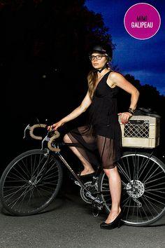 #cyclechic #ottawa #ottawavelovogue Cycle Chic, Bike Style, Bike Trails, Ottawa, Bliss, The Past, Bicycle, Vogue, Style Inspiration