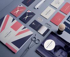 The Hair Tailor #branding #identity #design