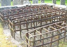 Mortsafes ~ were contraptions designed to protect graves from disturbance. There had been body-snatching close to the schools of anatomy in Scotland since the early 18th century.