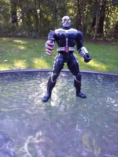 Gi Joe Iron Claw Cobra Grenadier Action Figure Extreme Deluxe Hasbro 1995 #Hasbro