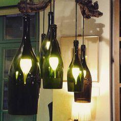 Big bottle lights
