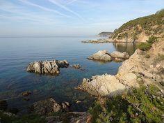 Cala Canyers, Palamós, Costa Brava, Girona. Foto: Manel 1.