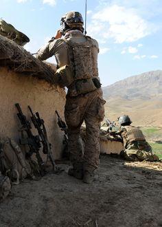 Seals in AOR1 Afghanistan