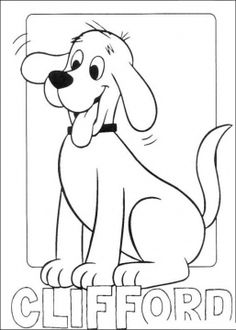 Picture Of Clifford