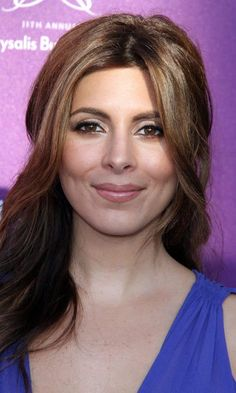 Jamie-Lynn Sigler contracted Lyme Disease and was temporarily paralyzed from the waist down.  #LymeDiseaseChallenge