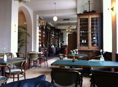 ORA in Berlin, Berlin Great interior - not so great service but worth going for a slice of cake and coffee