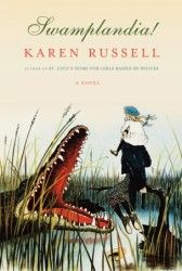 book worth, park, book read, alligators, book clubs, homes, swamplandia, book reviews, karen russel