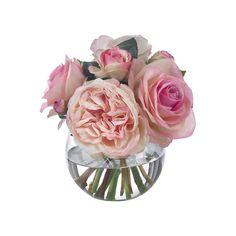 Diane James - Bouquet de petites roses
