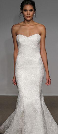 modern luxury in this Anna Maier dress.