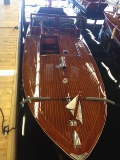 Boats for Sale - Clark Wooden Boats Nautical Craft, Chris Craft Boats, Classic Wooden Boats, Wood Boats, Boats For Sale, Poker Table, Vacations, Sailing, Dreams