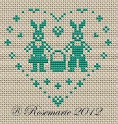 Easter crossstitch