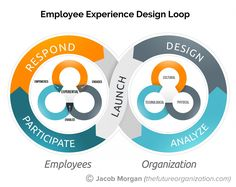 A framework for how the employee experience design process can actually work inside of an organization.