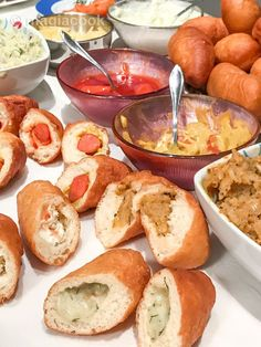 Πιροσκί - Περεσκία | magiacook Pretzel Bites, Finger Foods, Bread, Snacks, Breakfast, Easy, Recipes, Morning Coffee, Appetizers
